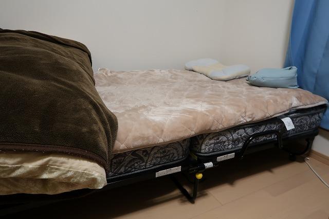 フランスベッド折りたたみ式1