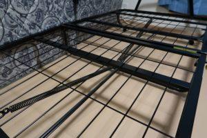 折りたたみフランスベッドの土台